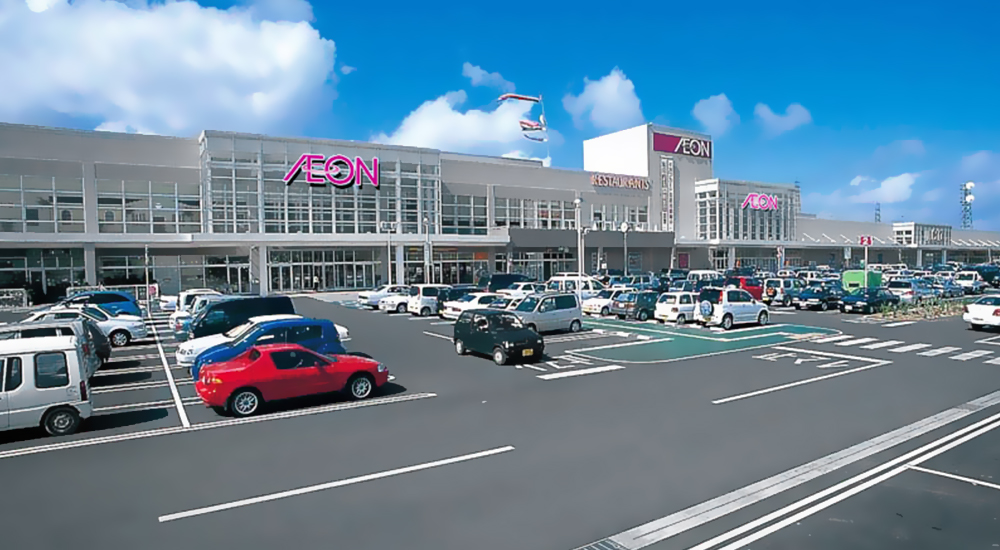 photo : AEON NAGO SHOPPING CENTER