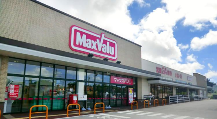 MaxValu 武富店